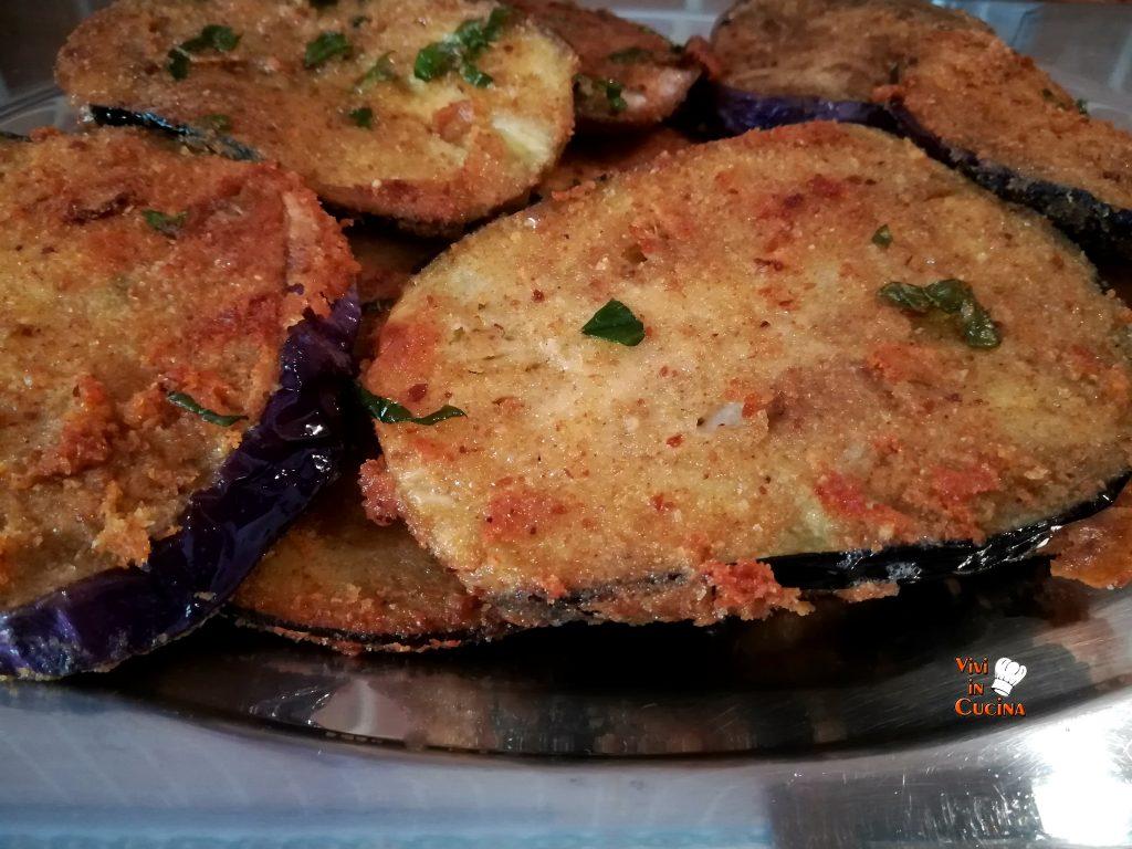 melanzane impanate