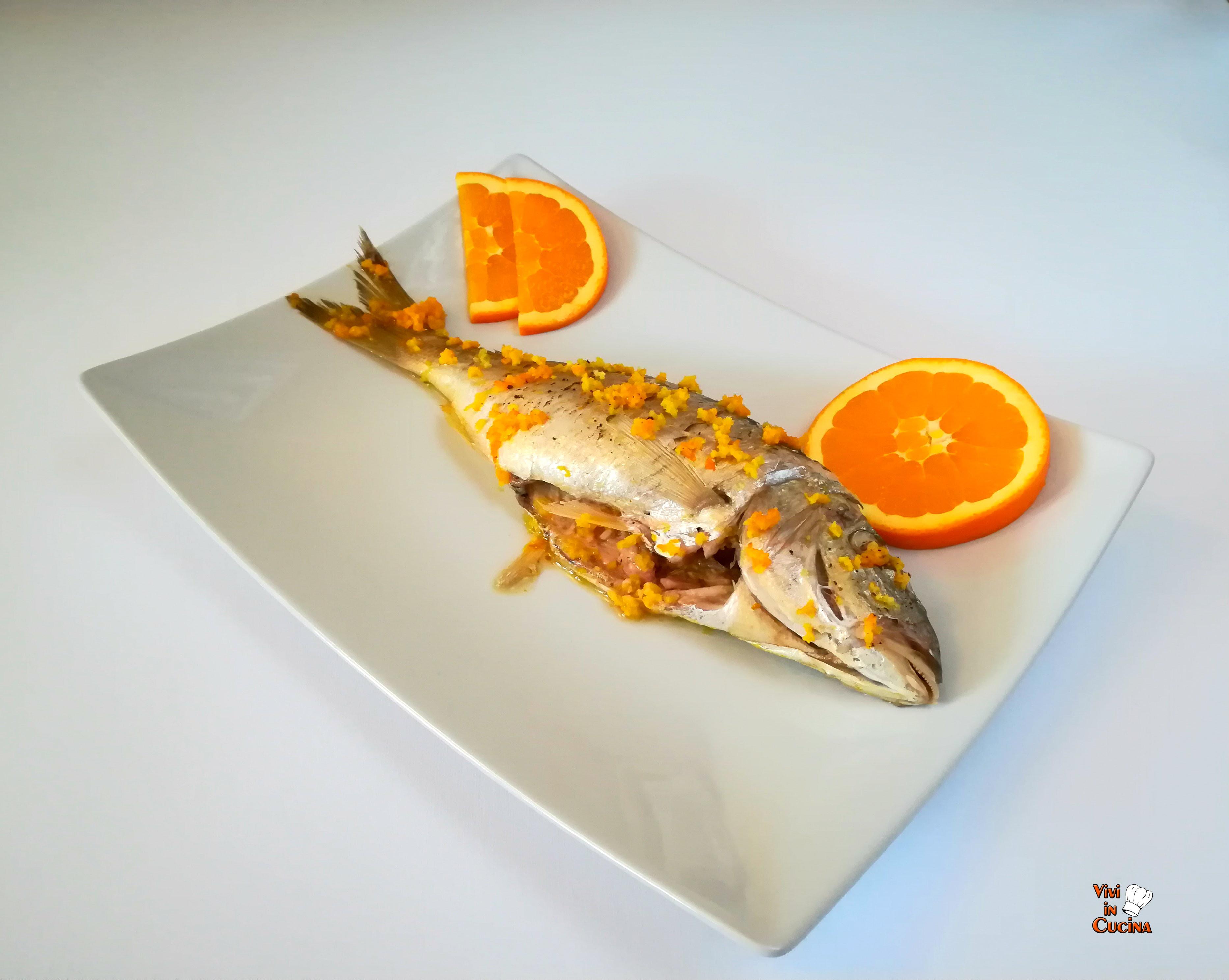 mormora all'arancia