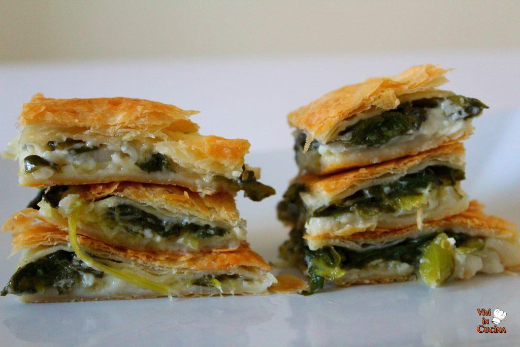 torta salata gorgonzola