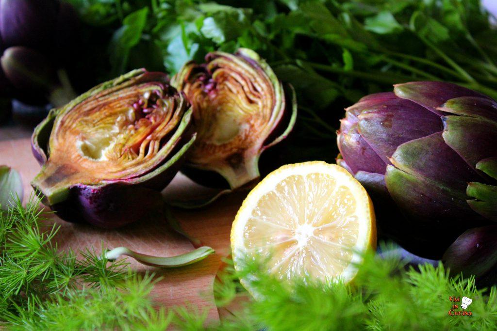 La ricchezza del carciofo propriet e benefici vivi in - Inulina in cucina ...
