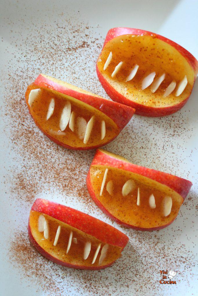 bocche di Halloween