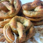Bretzel all'origano