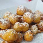Frittelle allo zafferano