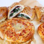 Calzoni al forno - rosticceria siciliana